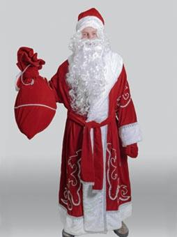 Костюм Деда Мороза Традиционный уфа