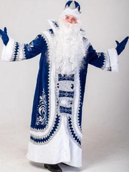 Костюм Деда Мороза Купеческий уфа