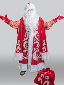 Костюм Деда Мороза Богатый уфа
